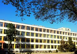 "Sports School ""Georgi Benkovski""-Varna-external thermal insulation"
