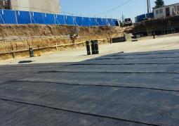 Waterproofing in residential building-kv.Darvenitsa