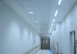 Tokuda Hospital-repair and reconstruction in ground floor